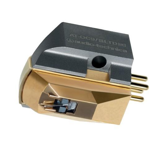 Audio Technica AT-OC9/III LTD Tonabnehmer MC