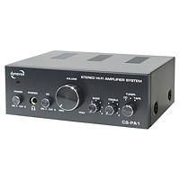 Dynavox CS-PA1 Mini-Verstärker (HiFi, 2x 50Watt) schwarz